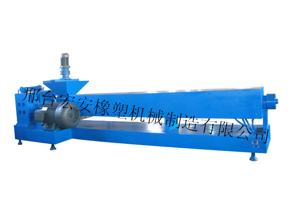单螺杆再生胶脱硫机厂家产品信息 再生胶脱硫机哪里有