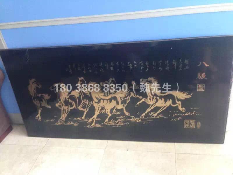 金属蚀刻手工技术-广东声誉好的山水画蚀刻加工公司