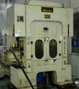 台湾振力龙门60吨精密高速冲床