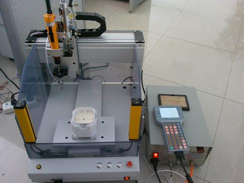 上海自动锁螺丝机|东莞区域知名的自动螺丝拧紧机厂家