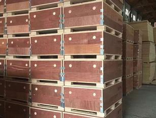 寧夏木質包裝箱價格-定西有品質的木質包裝箱推薦