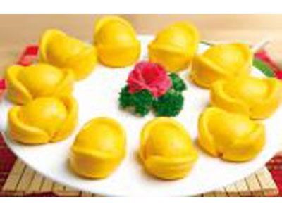 青海豬頭奶黃包配送-供應蘭州實惠的休閑食品