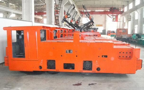 5吨电机车生产厂家——山东划算的济宁电机车