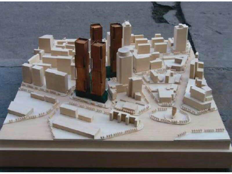 西宁建筑模型设计制作公司-制作建筑模型就找筑影沙盘