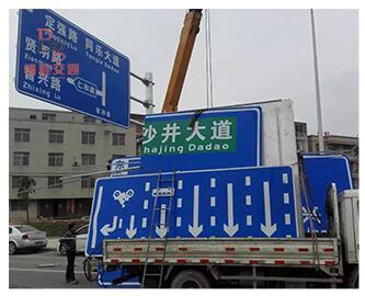 广西道路指示牌|哪里有销售品质好的交通标志牌