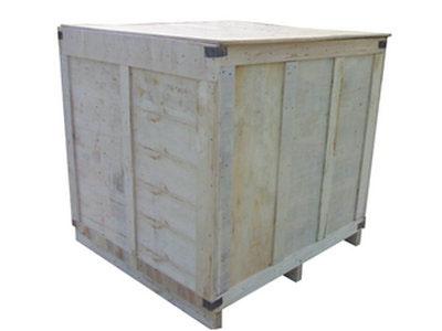 优质钢带木箱供应批发_钢带木箱价位