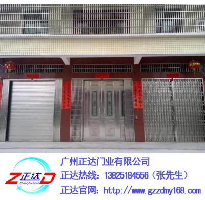 北京铁拉闸门厂家 哪儿有卖品牌好的广州铁拉闸门