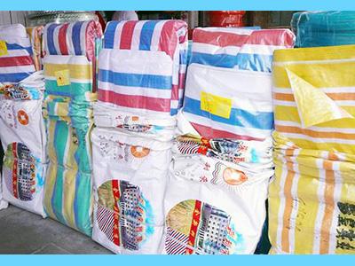 庆阳彩条布-要买质量硬的彩条布,就到兰州博杰塑业