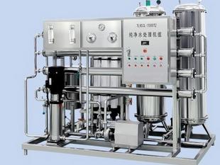 兰州质量良好的纯净水处理机组哪里买,纯净水处理机组供应厂家