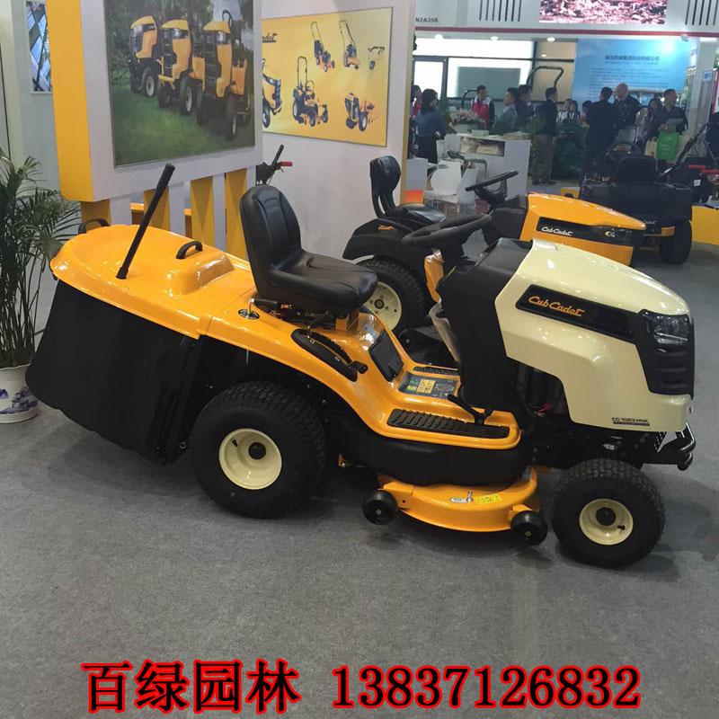 郑州鸿杰农林机械——专业的美特达cc1023草坪车提供商|美特达cc1023草坪车剪草机代理