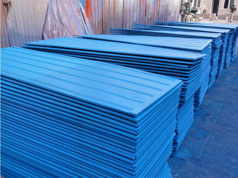 牢固的圍擋板-海圣通為您供應專業制造冷板鋼材