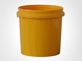 模內貼機油桶供應商-濰坊模內貼機油桶廠家