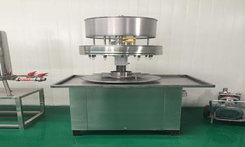 直线酱油醋灌装机