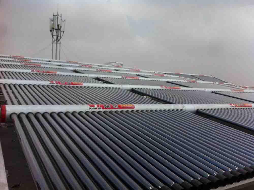 內蒙太陽能采暖施工-蘭州價位合理的太陽能采暖推薦