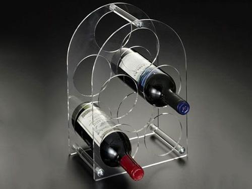 石排有机玻璃展示架厂家|东莞新品有机玻璃展示架供销