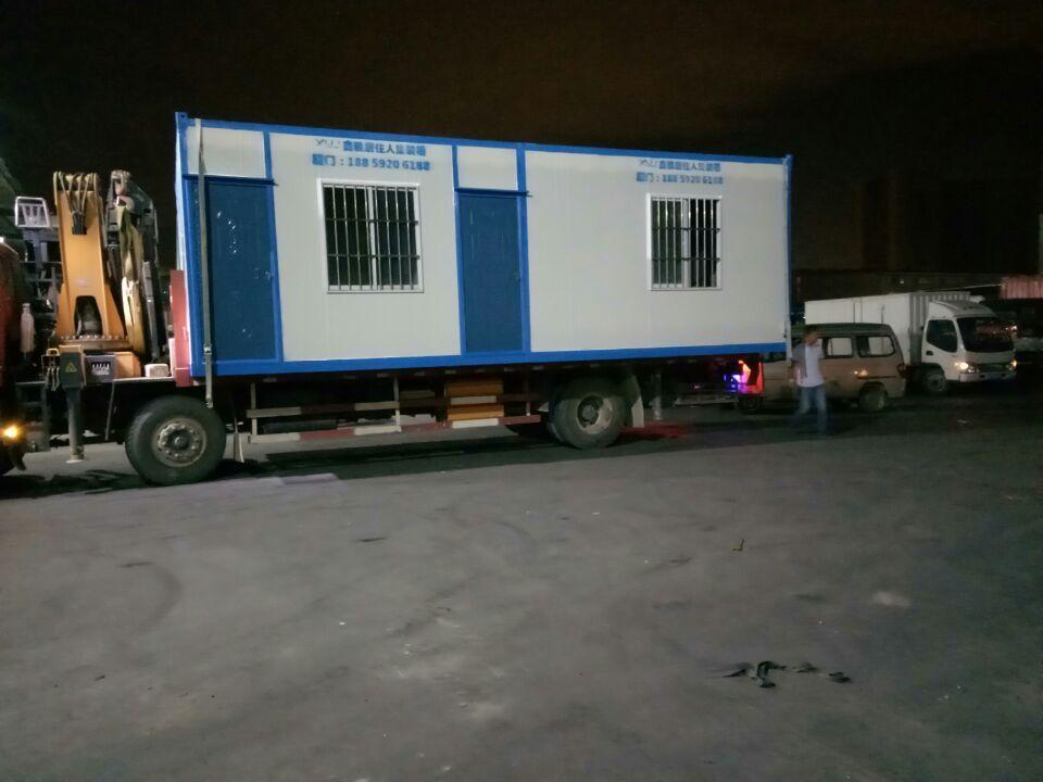 福州集装箱设计-福建质量好的住人集装箱出售