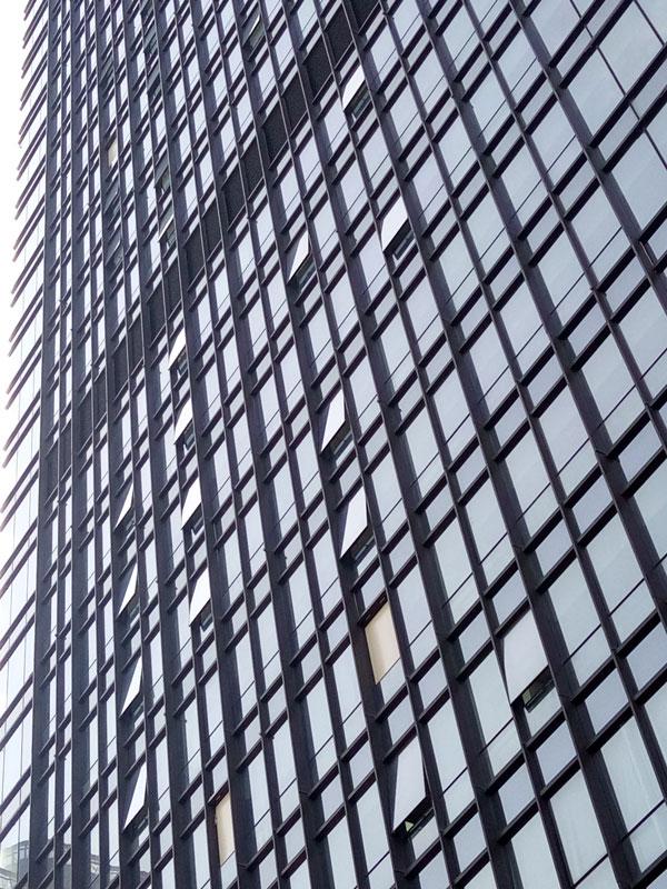 幕墙装饰设计专业公司_厦门鸿泰创建建筑工程 同安幕墙玻璃安装更换