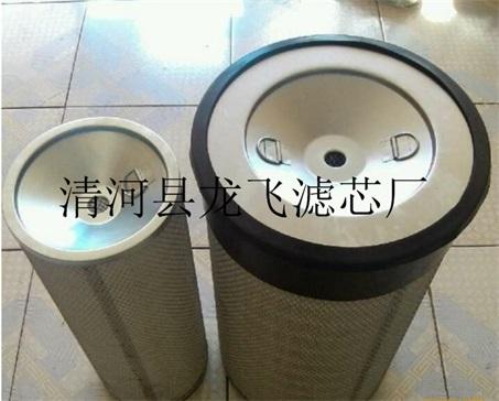优惠的陕汽德龙空气滤芯 热卖供应陕汽德龙3250-3249空气滤清器,龙飞滤清器厂供应