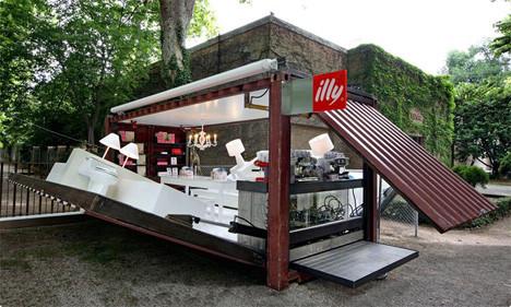供銷集裝箱-要買好的創意集裝箱當選海寧海瑞達集裝箱