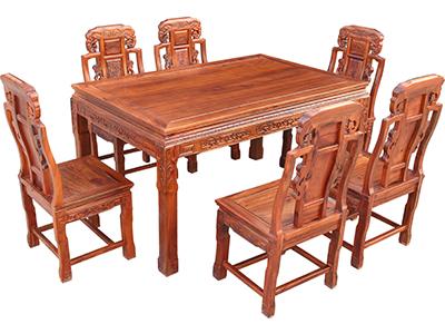 烟台红木家具