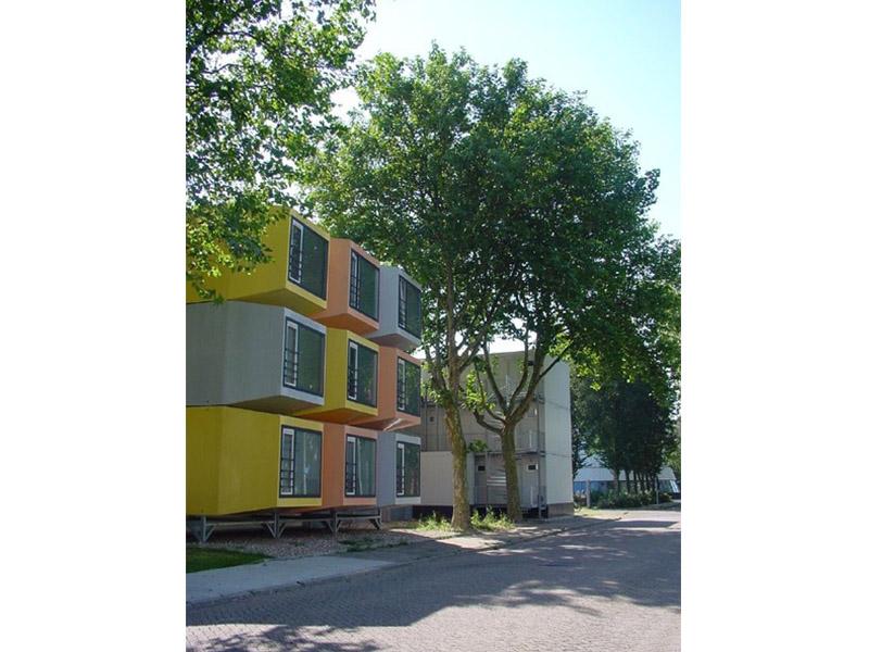 创意模块房作用-浙江性价比高的集装箱酒店