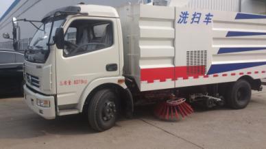高质量扫路车在哪有卖 雅安洗扫车