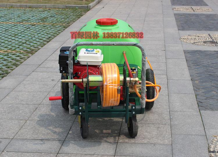 手推打药机高压农用汽油动力喷雾机低价批发-实惠的手推打药机郑州鸿杰农林机械供应