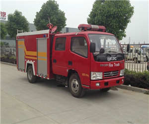 成都名声好的消防车厂商-泸州东风消防车