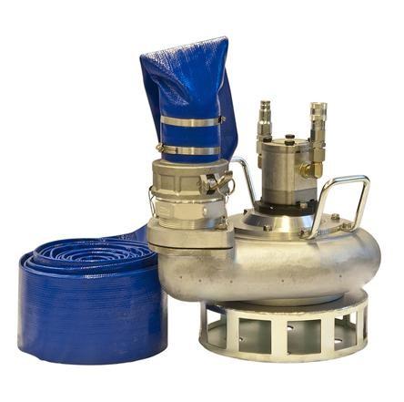 品牌好的高压水动力单元价格怎么样-液压潜水泵图片