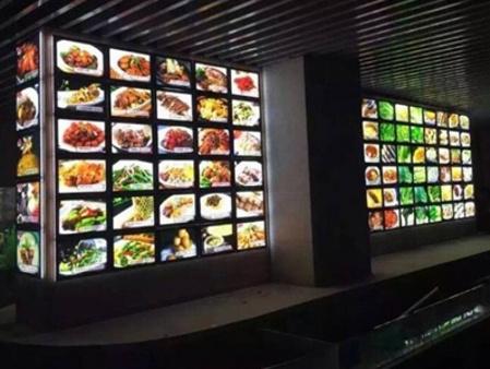 宁夏LED灯箱厂家——专业兰州LED灯箱厂家在甘肃