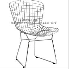 声誉好的佛山南海区金属网椅生产商供应商推荐_创意电镀金属吧椅