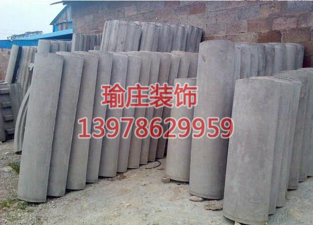 广西美观的石材柱子|买优惠的欧式罗马柱,就来瑜庄装饰建材公司