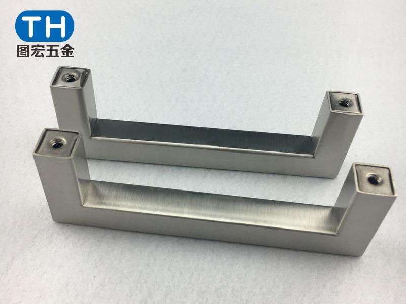 肇庆不锈钢拉手-供应广东质量好的方形拉手