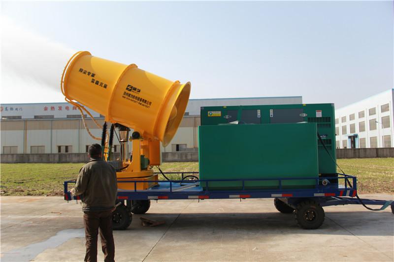 扬州博力机电供应厂家直销的牵引式粉尘控制器_环保环卫设备