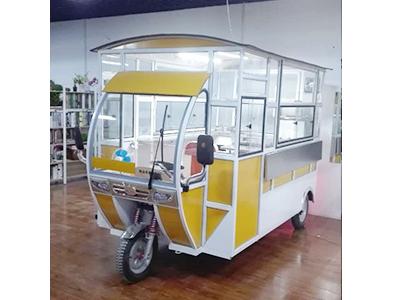 四轮小吃车专业供应商 喀喇沁旗三轮小吃车