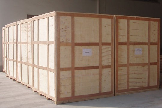 横沥实木包装箱-买实木包装箱就来荣发卡板制品