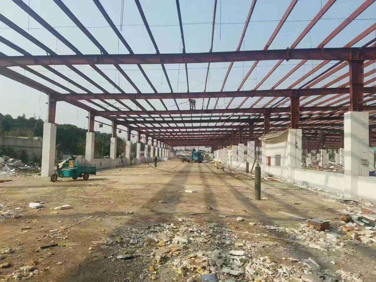 旧钢结构厂房价格-口碑好的安徽旧钢结构厂房公司