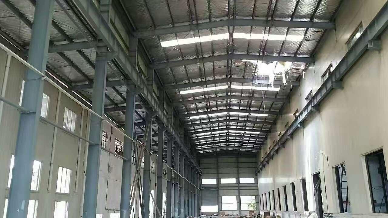 江西九江高库房|二手钢结构厂房海涛金属材料
