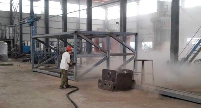 喷砂供应——提供质量好的喷砂加工