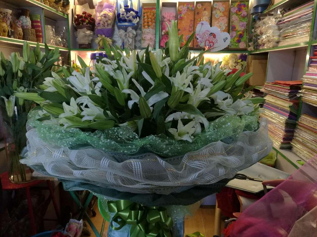 为您推荐周到的鲜花-太原花店哪里有