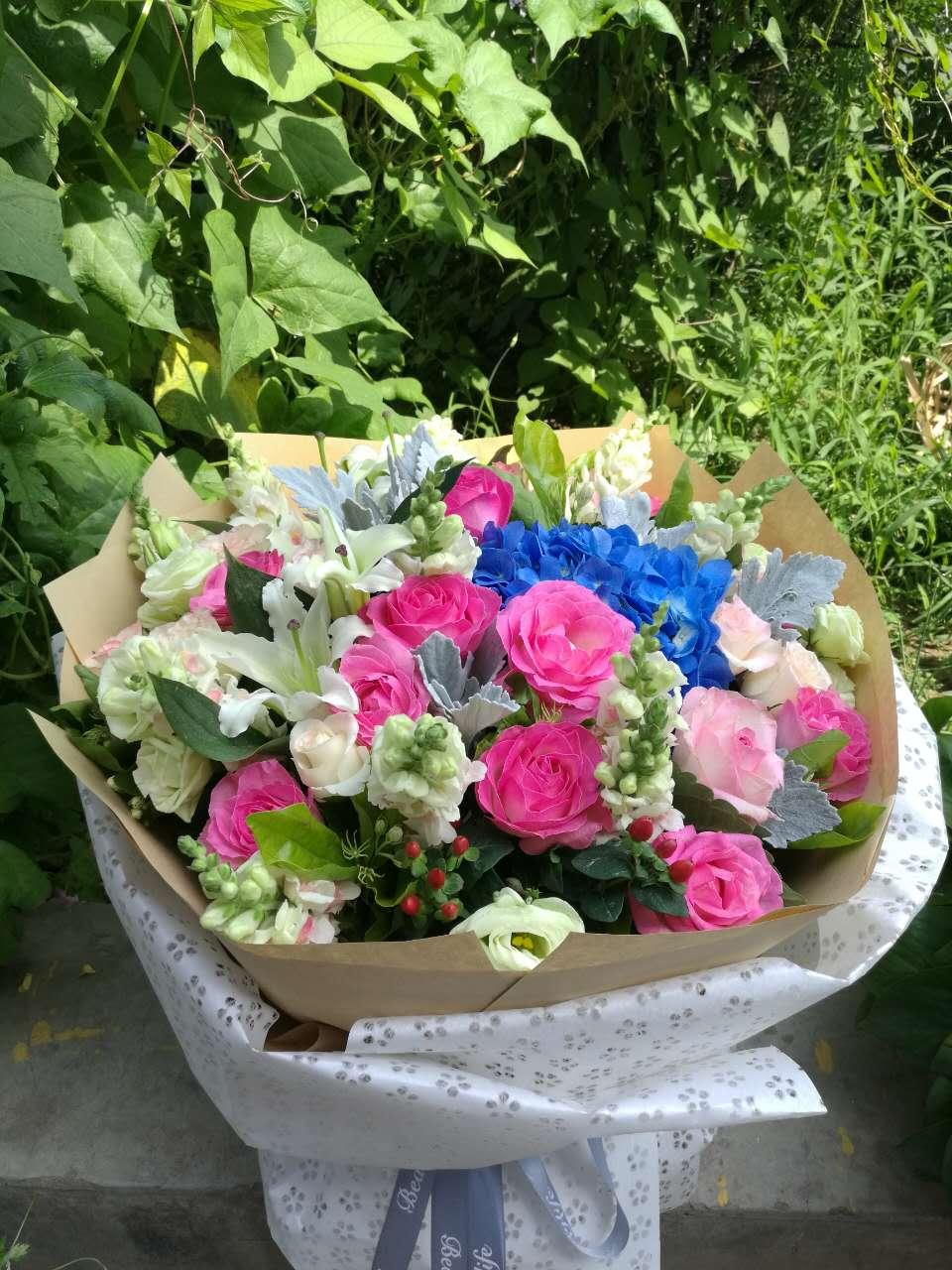 山西有保障的鲜花公司推荐 太原会场布置用花