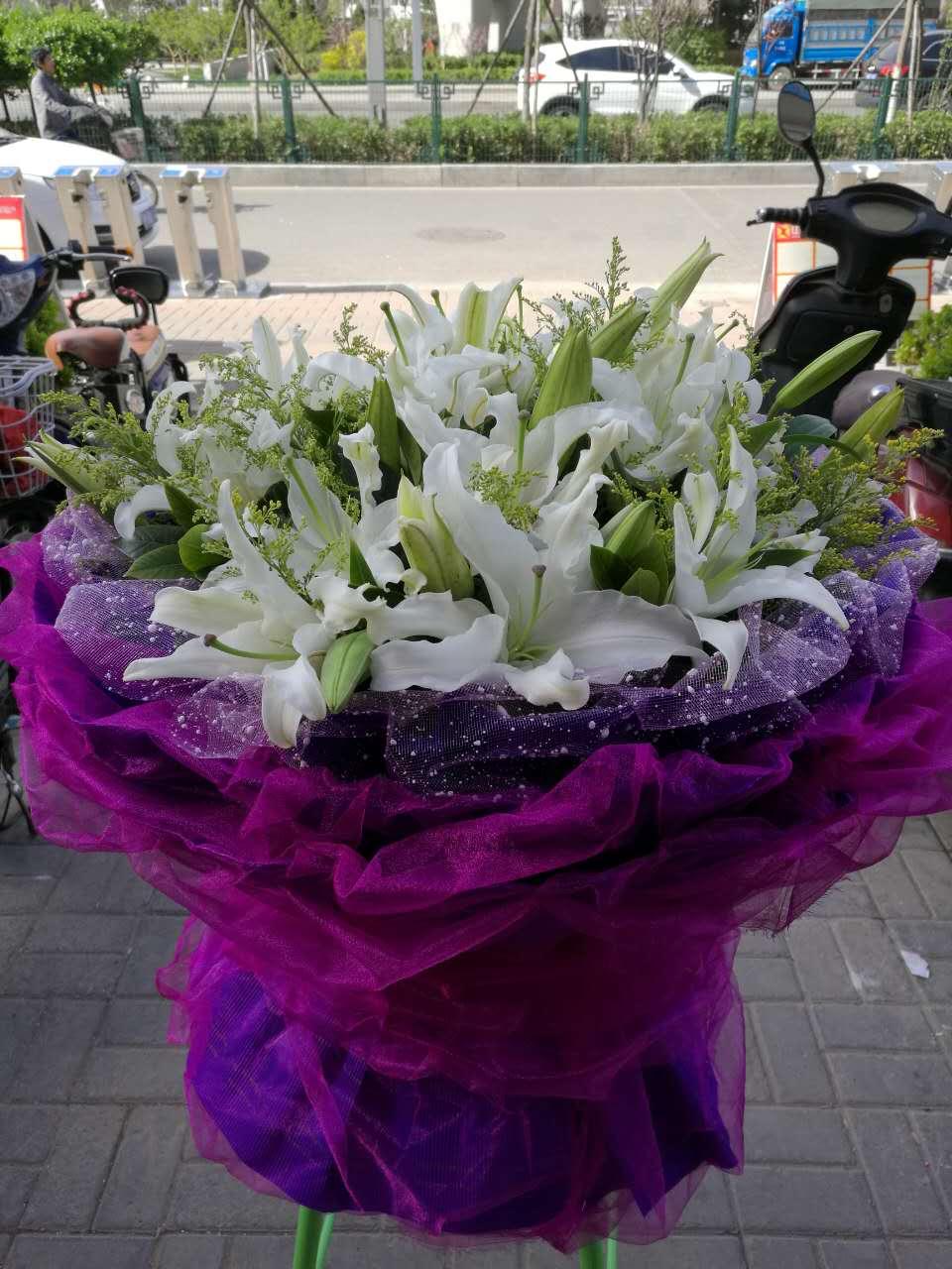 同城的太原花店 水云涧为您提供资深的鲜花