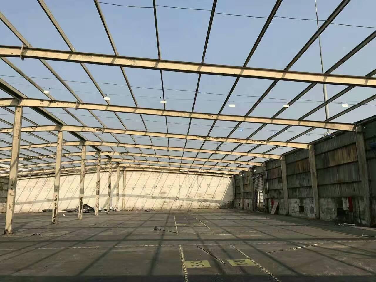 钢结构厂房材料价格_买钢结构库房就来海涛金属材料