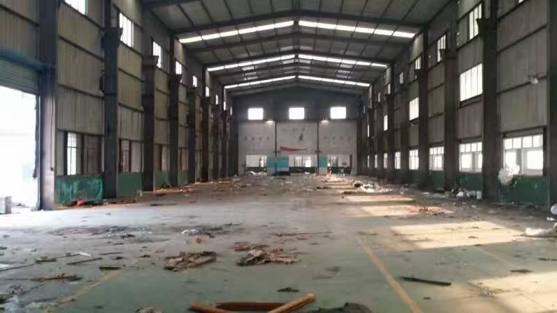 二手钢结构厂房买卖|钢结构厂房建造找海涛金属材料