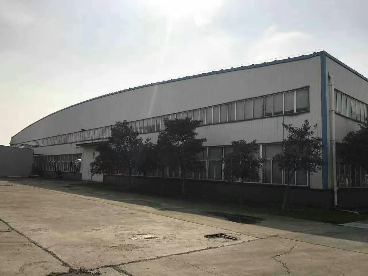 钢结构厂房回收 安徽圆弧造型钢结构厂房材料哪家比较好