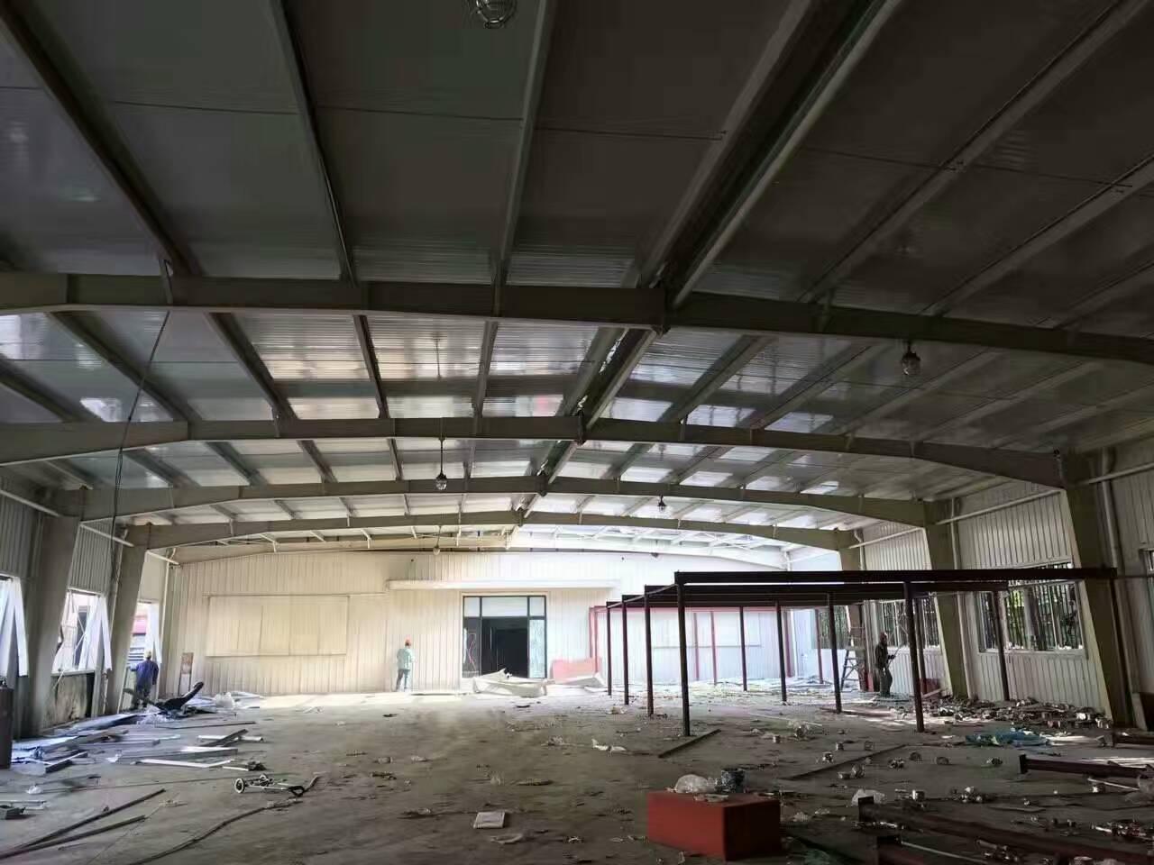 雙層鋼結構廠房價格|優良二層鋼結構廠房供應
