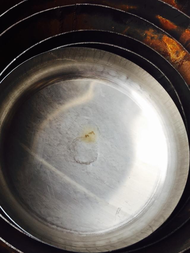 优惠的环保、健康不锈钢三层锅 昆柳盛复合材料优惠的环保、健康不锈钢三层锅