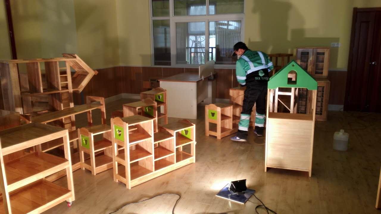 小小叶子环保专业提供幼儿园早教机构净化空气_黄石室内除甲醛治理
