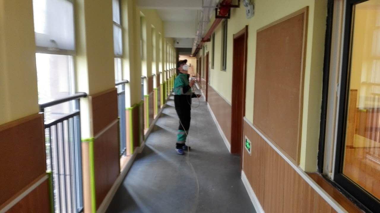 荆门幼儿园除甲醛治理_一级的幼儿园早教机构净化空气提供