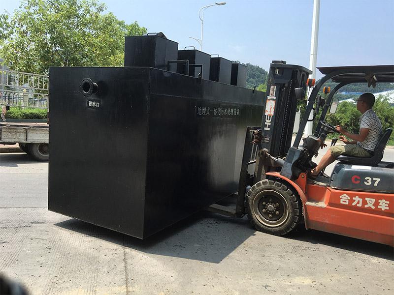 北京屠宰废水处理设备_成都好用的一体化污水处理设备_厂家直销